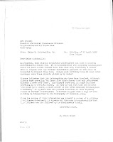 Hynek Inquiry To Quintanilla Re UFO Sighting Over Saigon 4-17-1967
