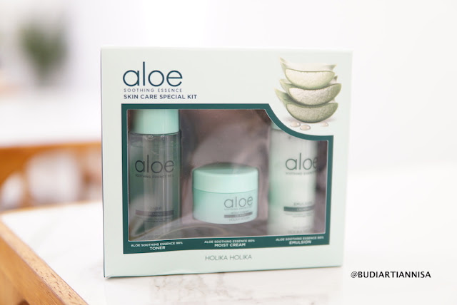 HOLIKA HOLIKA ALOE SKIN CARE KIT