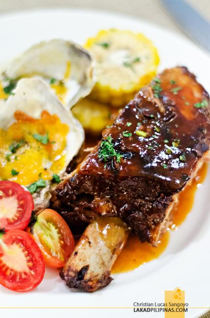 Marriott Café Manila Buffet