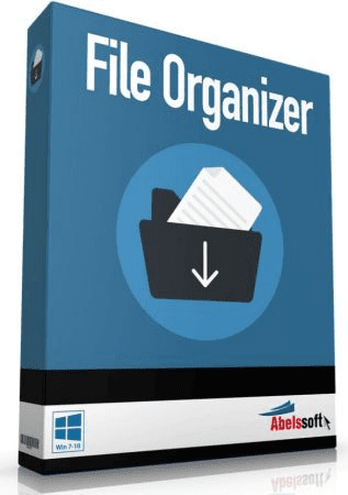 Abelssoft File Organizer 2020 2.2.9 poster box cover
