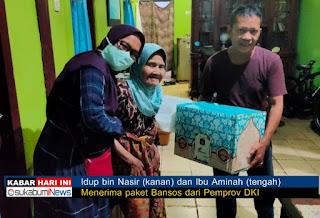 Bansos bagi warga terdampak covid-19 di DKI Jakarta