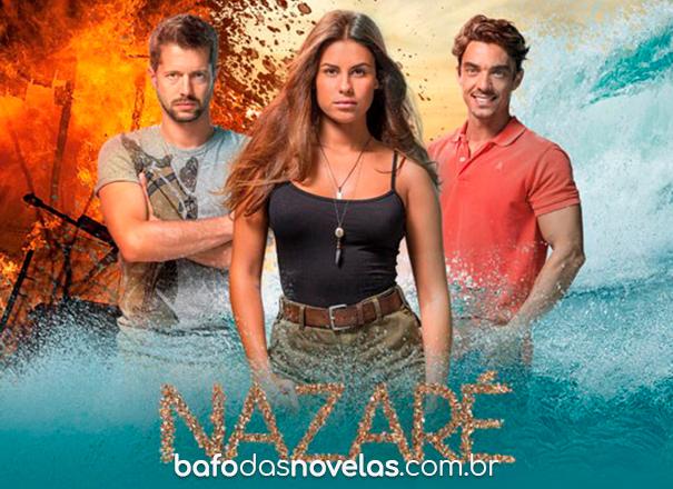 Novela portuguesa 'Nazaré' estreia em maio na Band