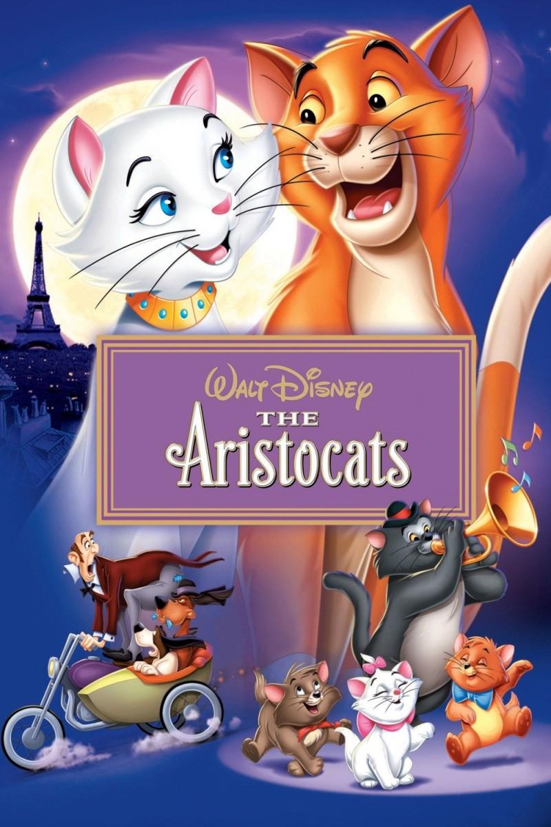The Aristocats (1970) | Gia đình mèo quý tộc mèo (1970)