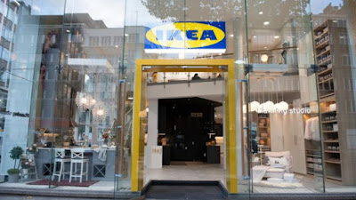 IKEA - Menjual Furniture