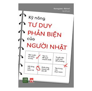 Kĩ Năng Tư Duy Phản Biện Của Người Nhật ebook PDF-EPUB-AWZ3-PRC-MOBI