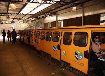 Tren Ecomuseo de Samuño
