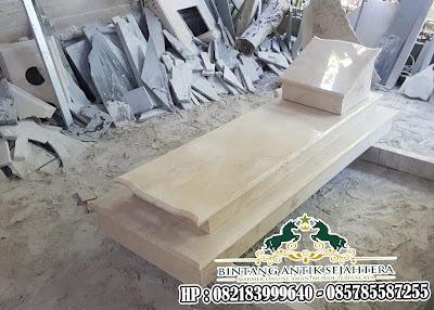 Model Makam Marmer Tulungagung