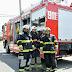 Sistema 9-1-1: Se extinguió incendio de 8 viviendas en Santiago con 11 unidades de respuesta