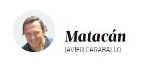 Javier Caraballo. Periodista.