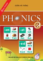 Sách luyện âm Phonics 2