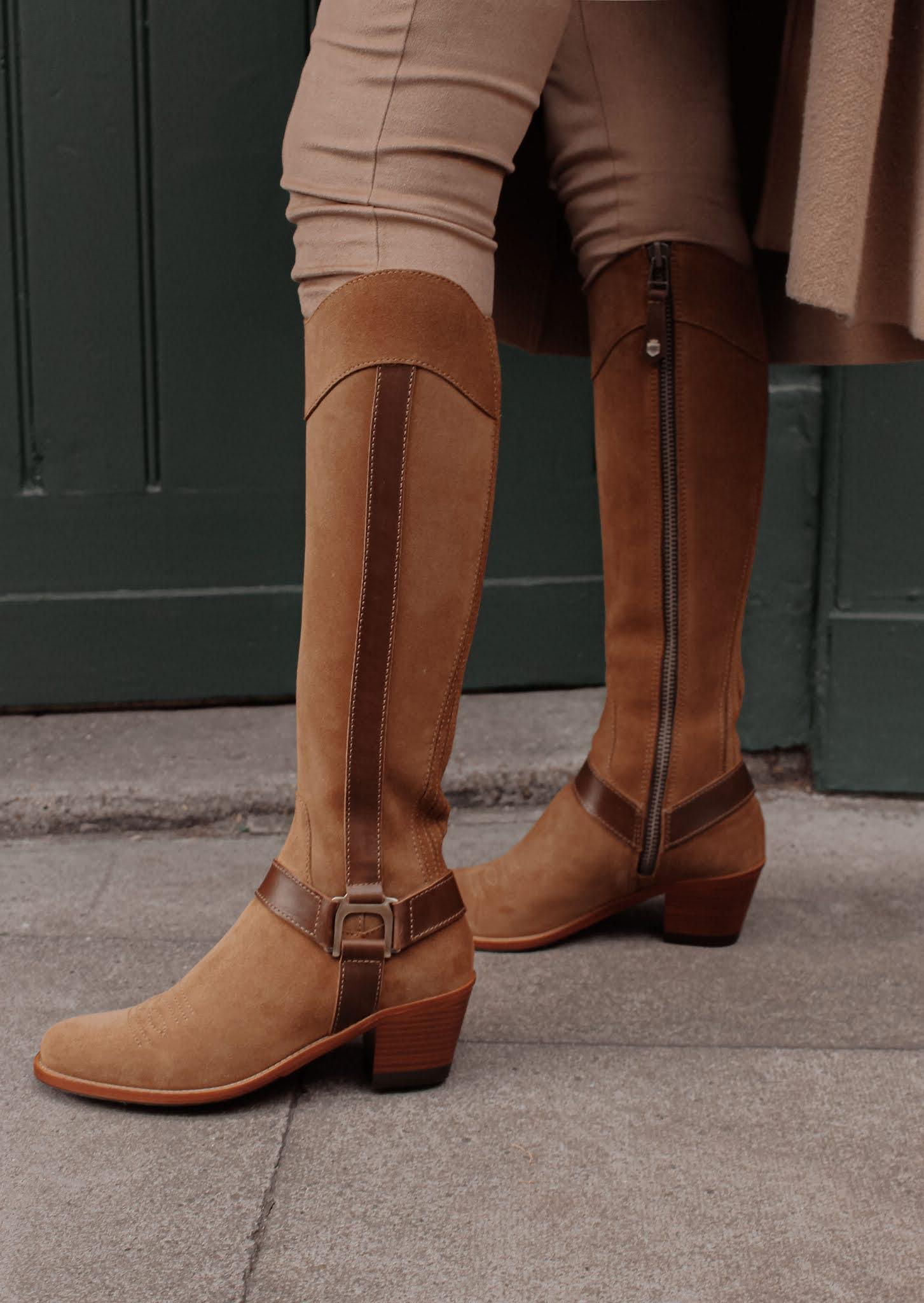 Fairfax & Favor The Burnham Tan Boots