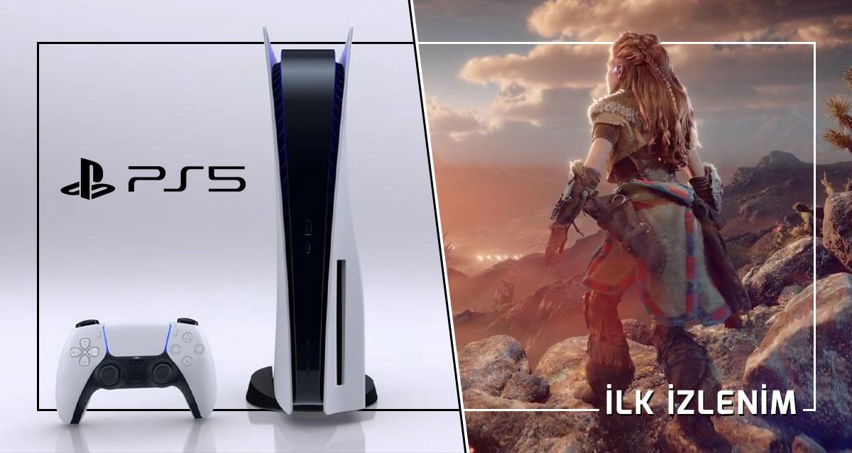 Playstation 5 İçin Yayınlanan Yeni Video Heyecanlandırdı