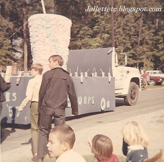 Cradock High School 1967 Kappa Float http://jollettetc.blogspot.com