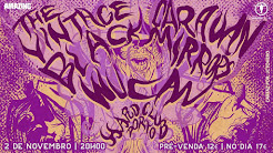 The Vintage Caravan & Wucan + Black Mirrors - Hard Club