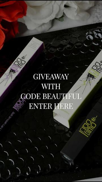 Code beautiful lip liner and plumper giveaway