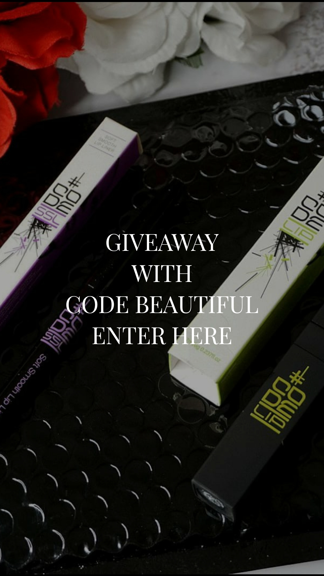 REVIEW OF THE CODE SOFT SMOOTH LIP LINER AND CODE LIP INTENSE PLUMPER BY CODE BEAUTIFUL