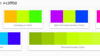 ColorHexa. Enciclopedia interactiva del color