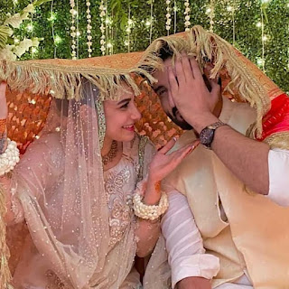 Agha Ali And Hina Altaf Wedding | Here is Public Response