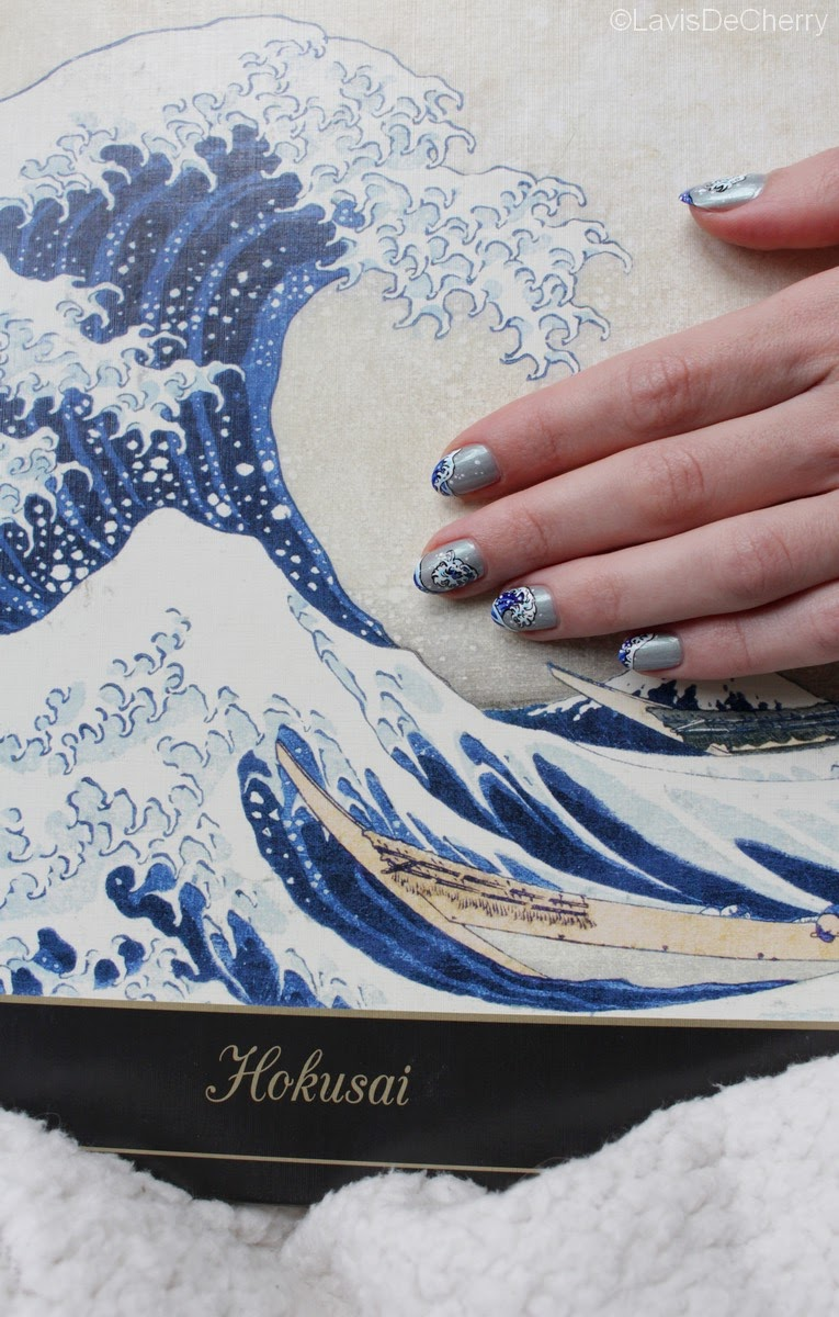 nail-art-grande-vague-hokusai-kanagawa-great-wave