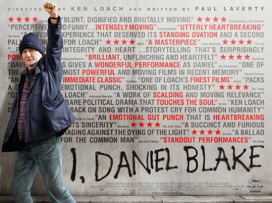 BAFTA nominated I, DANIEL BLAKE comes to DVD and Blu Ray on 27th February