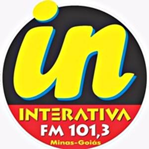Ouvir agora Rádio Interativa FM 101,3 - Ituiutaba / MG