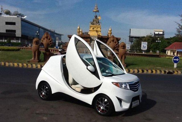 Campuchia làm ô tô điện 100 triệu, Việt Nam đang ở đâu?