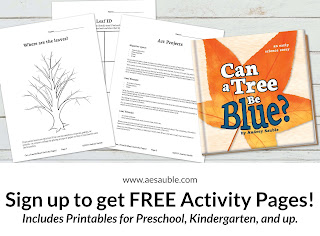 Activity pages for kids