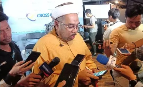 Tenaga Ahli Utama Kantor Staf Presiden (KSP), Ali Mochtar Ngabalin