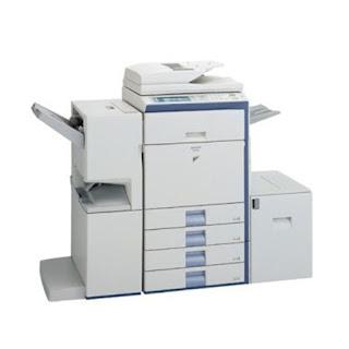 Sharp Printer Status Monitor Software for Sharp MX-4500N