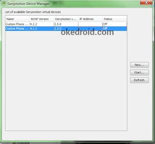 cara install genymotion,cara menggunakan genymotion,Cara Menginstal Plugin Genymotion di Android Studio