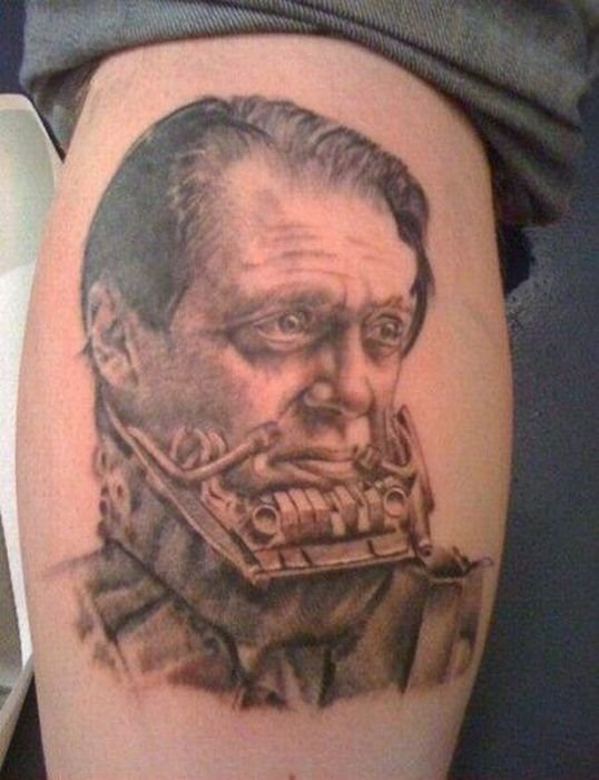 PANERISM: Portrait Tattoo Fail - V1 (17 photos)