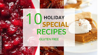 Gluten Free Holiday Meals