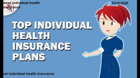 best individual health insurance