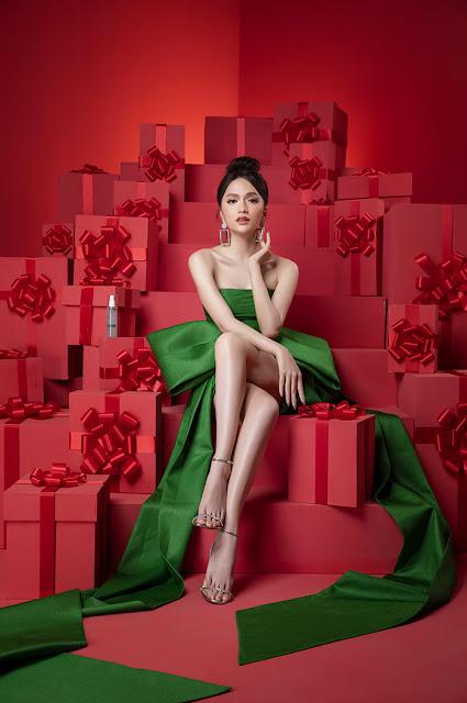 Solidus Factory Korea hợp tác với hoa hậu Hương Giang làm đại sứ nhãn hàng