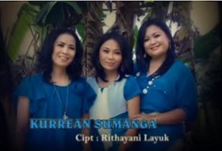 Download Pop Rohani Lagu Toraja Kurrean Sumanga' (D'Nada Trio)