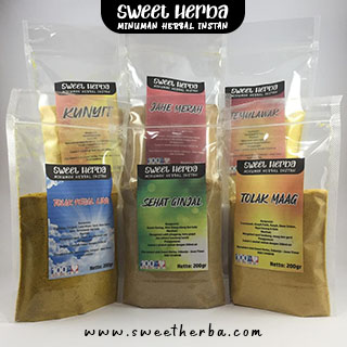 Sweet Herba - Minuman Herbal Instan