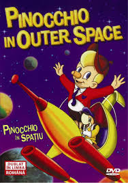 Pinocchio în Spațiu Desene Dublate Online In Romana