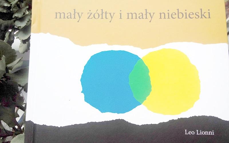 mały niebieski i mały żółty