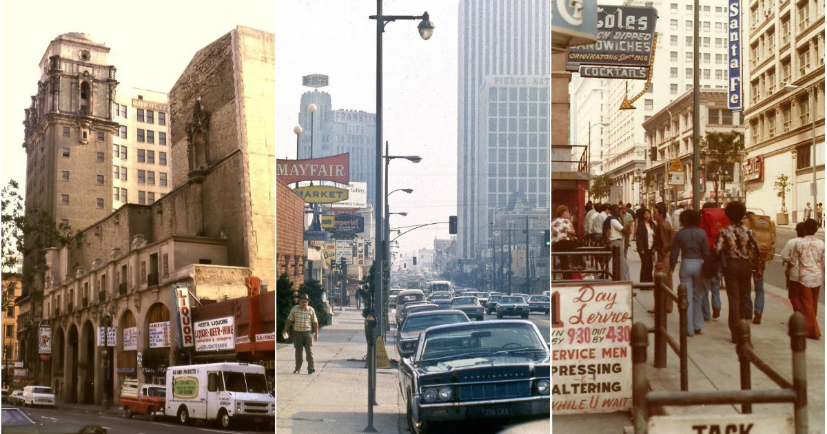 40 Fascinating Photos Show What Los Angeles Looked Like in the 1970s