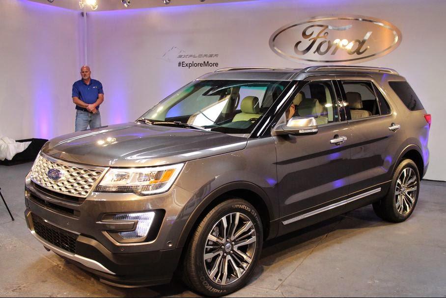 2016 Ford Explorer Rumors Release Date Canada