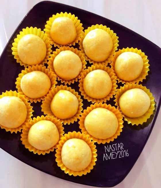 Resep Kue Nastar Lumer Yang Empuk Dengan Aroma Susu Yang Kuat Bikin Nagihhh
