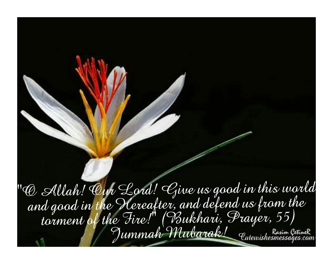 Jumma Mubarak Messages Sms Cute Wishes Images Quotes Love