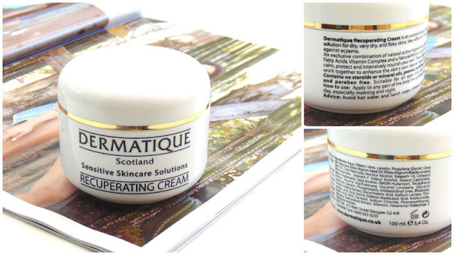 Dermatique Recuperating Cream
