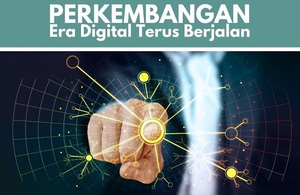Digitalisasi Terus Berjalan
