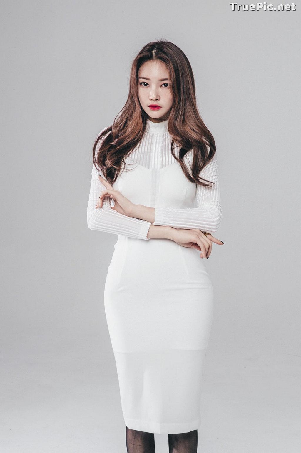 Image Korean Beautiful Model – Park Jung Yoon – Fashion Photography #11 - TruePic.net - Picture-56