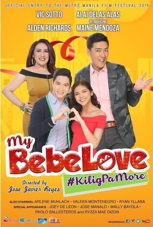 GMA News: 'My Bebe Love' holds highest first day gross for all Filipino films