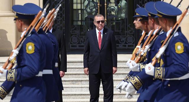 Estados Unidos adopta sanciones contra Turquía