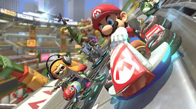 Mario Kart 8 Deluxe, Nintendo Switch Games, Best Multiplayer Games