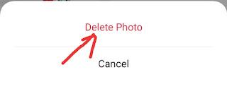 गैलरी से फोटो कैसे डिलीट करें