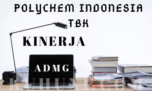 Kinerja ADMG / Polychem Indonesia Kuartal I-2020 Rugi USD 4,37 Juta